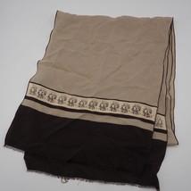 Vintage Francois De Reix Silk Scarf made in France - $14.84