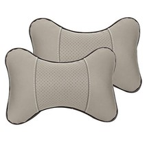 George Jimmy A Pair of Car Seat Headrest Travel Pillow Neck Pillow Brace... - $366,35 MXN