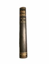 Vtg The Ring Magazine World's Official Boxing Bound Volume Feb 1950 - Jan 1951 image 1