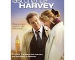 2 DVD Last Chance Harvey: Dustin Hoffman Emma Thompson James Brolin Schiff Baker
