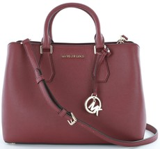 72b3c7ad6a4d Michael Kors Camille Gelso pelle Rossa Borsa a Tracolla Borsa -  317.89