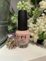 OPI Nail Lacquer 0.5 oz - NL P36 Machu Peach-u - $14.84