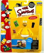 Simpsons Casual Homer Action Figure Playmates Series 4 - $29.69