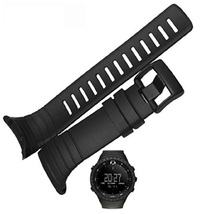 Replacement For Sunto SUNNTO CORE SS014993000 Luxury Rubber Watch Band Strap - $15.99