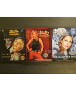 Buffy the Vampire Slayer: The Watcher's Guide - Vols. 1, 2 and 3 - $22.50