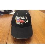 HAT George W. Bush 2004 Republican GOP baseball cap political memorabili... - $24.99