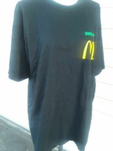 Joe Fresh Goods McDonald's & Sprite That's The Mix Merch T-Shirt Black s... - $37.05