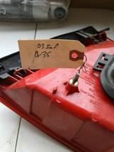 Left Rear Tail Light 03 Inf G35 (Jew)