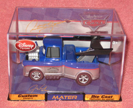 Disney Store Cars Custom Artist Series Mater. Brand New in Hard Case. #9296 - $36.29