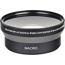 0.45x 72mm Professional High Speed Auto Focus Deluxe Wide Angle Converte... - $9.80