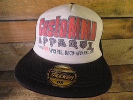 Custo Mma Bekleidung Snapback Verstellbar Erwachsene Hut Kappe - $12.82
