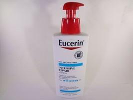 Eucerin Very Dry, Flaky Skin Intensive Repair Lotion 16.9 fl oz 12-E - $15.84