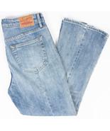 Lucky Brand Bridgette Mini Boot High Rise Womens Jeans Light Wash Size 6... - $35.25