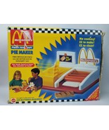 Mattel Vintage 1993 McDonald's Happy Meal Magic Pie Maker NIB - $69.25