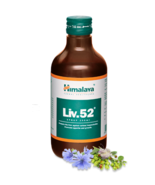 Himalaya Liv.52 Syrup - improves appetite, digestion & promotes weight gain - $17.99+