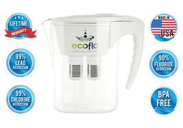 Ecoflo Home Filtration System Pitcher 2.0 - ₨4,254.25 INR
