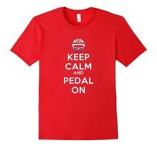 New Shirt - Best Shirt- Mountain Bike T-Shirt Cycling Keep Calm Biker Fu... - $19.99+