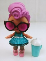 LOL Surprise Doll Ms Punk Baby With Accessories - $9.74