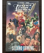 Justice League of America Second Coming Hardcover Graphic Novel - $14.00