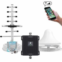 Cell Phone Signal Booster for Home & Office - Boost Verizon AT&T Sprint ... - $244.09