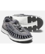 Keen Uneek O2 Sz 7 M (B) Eu 37,5 Damen Sport Sandalen Schuhe Stahlgrau /... - $62.31