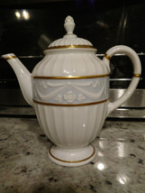 ALP Lidpoking Sweden FINE Porcelain Demitasse Teapot --Fit for a queen - $85.00
