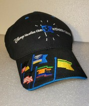Rare HTF Member 2013 Cruise Disney Vacation Club Member Baseball Cap Hat - $9.98
