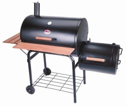 Smokin Pro Charcoal Grill With Smoker Char-Griller Smokin Pro 830 Inch B... - €329,20 EUR