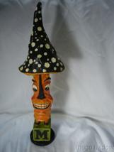 Bethany Lowe Shroom  a Scary Mushroom  Figure no. 9217 image 1