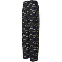 Boy's 8-20 San Diego Chargers Pajama Pants NFL Youth Lounge Bottoms Sleep
