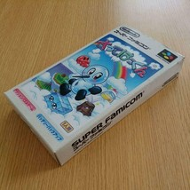 Super Famicom SNES Game Soft Cartridge Sutte hakkun NINTENDO Action Puzz... - $349.99