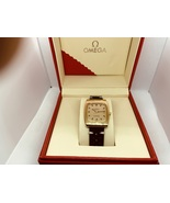 Rare Omega Constellation gold vintage chronometer certified, 2 straps in... - $801.42
