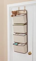 Over The Door Storage Organizer Wall Hanging Ho... - $9.27