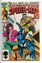 SPECTACULAR SPIDER-MAN (1976 MARVEL) #121 FN/VF NM - $3.96