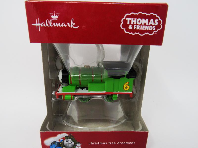 Thomas and Friends Thomas the Tank Percy Christmas Tree ...