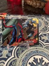 1994 Fleer Marvel Cards The Amazing Spider-Man Vs  Black Cat #115 - $16.83