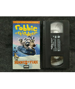 VHS Robbie the Reindeer in Hooves of Fire (VHS, 2001, BBC) - $7.99