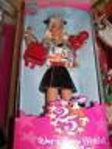 Walt Disney World 25th Anniversary Mickey Mouse Mouseketeer Barbie Doll ... - $45.00