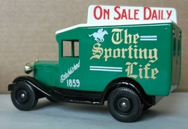 Lledo Promotional LP13179, Model A Ford Van, The Sporting Life, - $13.85