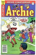 Archie Comics #304 1981- Betty & Veronica- Decarlo soccer cover - $22.70