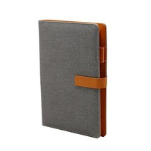 WCR Writing Journal Notebook, Soft Cover PU Leather Executive Personal O... - $19.46