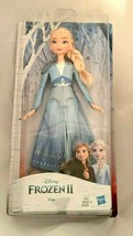 NEW 2019 Disney Hasbro Frozen 2 Movie Elsa Movie Fashion Doll Brand IN H... - $27.95