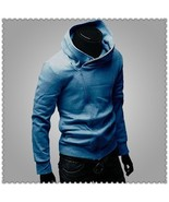 Top Quality Us Size XS-XL 2018 Fashion Men Solid Fleece Assassins Creed ... - $29.88