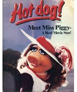 1981 Scholastic Children's Hot Dog Magazine #9 Miss Piggy - $9.89
