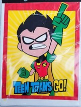 Teen Titans Go to The Movie Party Favor Bags Loots Treat Candy Birthday ... - $12.82