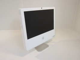 Apple iMac 4.1 All In One 17 Inch Computer 160GB HD 1.83GHz Intel Duo Co... - $126.55