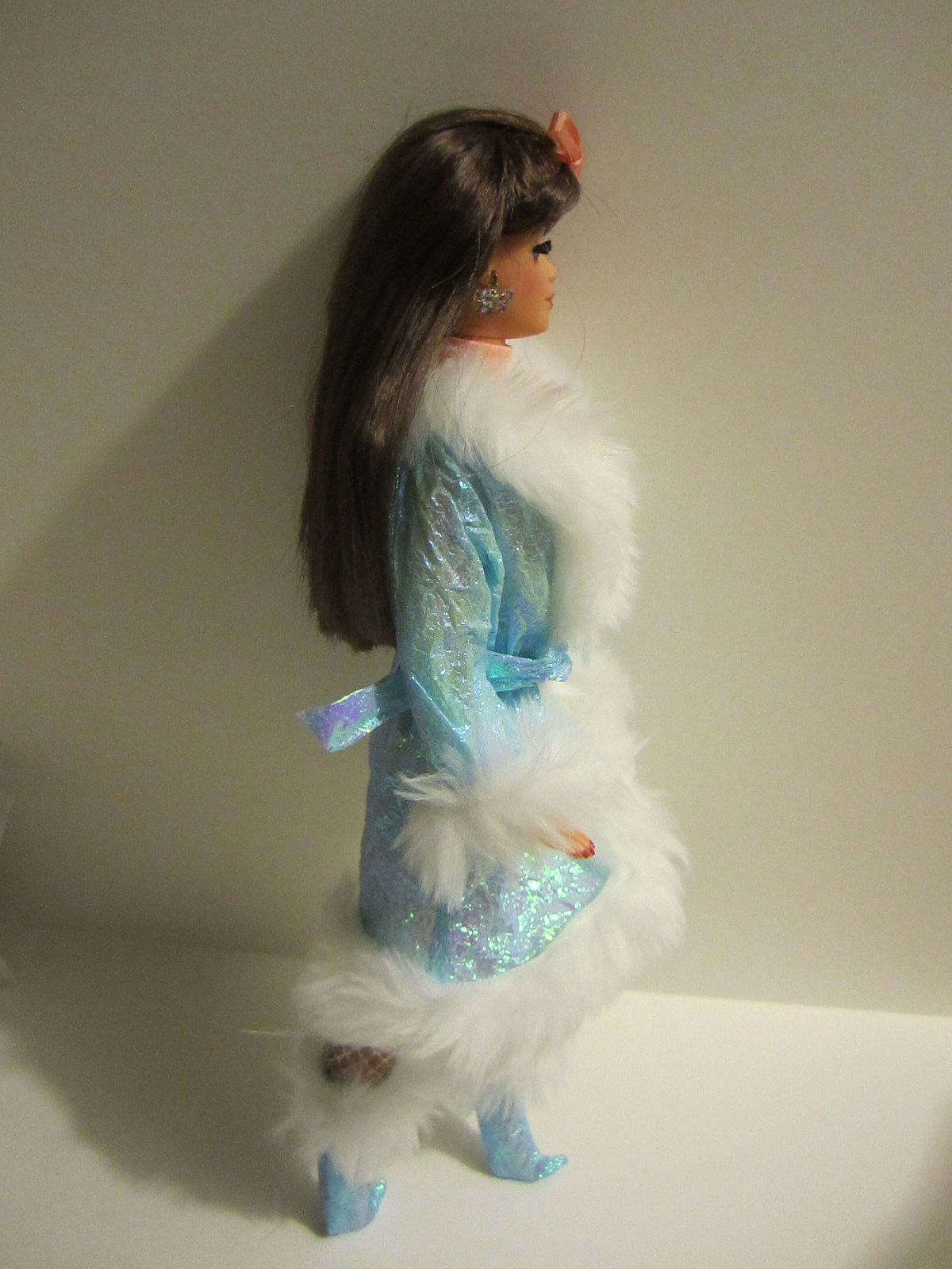 Collector Barbie Blue Mini Go Maxi OOAK by Angie Gill GILLYGALS image 5