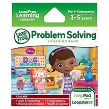LeapFrog Disney Doc McStuffins Learning Game for LeapFrog Epic, LeapPad ... - $16.38