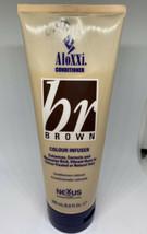 Nexxus Aloxxi Conditioner BROWN Colour Infuser 6.8 oz  - $24.99