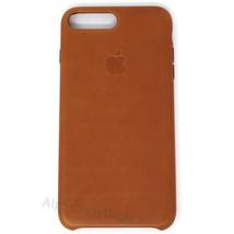Genuine OEM Apple iPhone 7 Plus / 8 Plus Leather Case - Saddle Brown - $29.95
